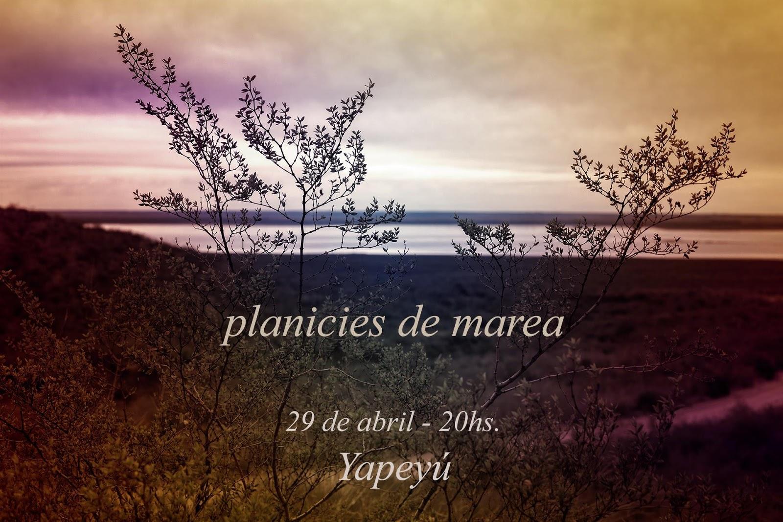Todos bienvenidos este último sábado 29 de abril desde las 20 hs a Espacio  Yapeyú aa1460ee26cb2