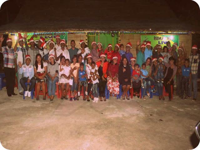 Keluarga Besar Angkatan XXVI ZLS STS Polres MTB Gelar Natal Bersama