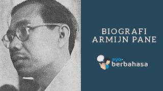 Biografi Armijn Pane