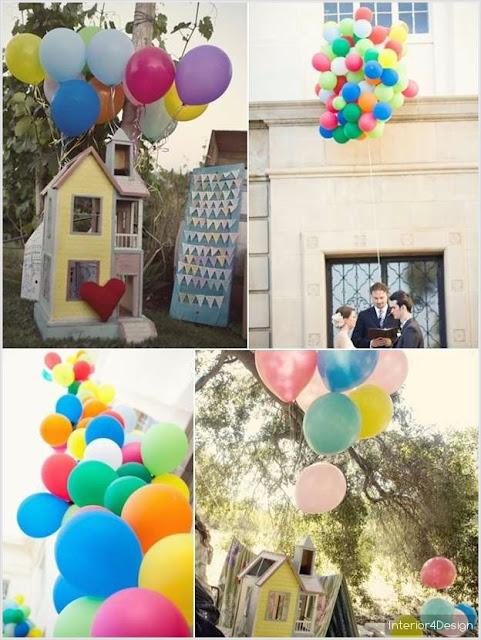 DIY Balloon Wedding Decor Ideas 5 Catchy Ways To Use Balloons 5