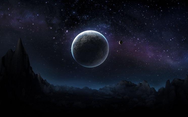Dark Matter, Materi Paling Misterius di Alam Semesta