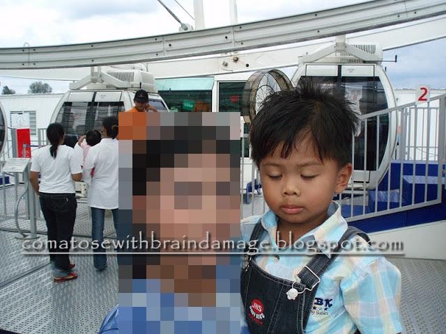 Malay baru nak naik - 3 part 8