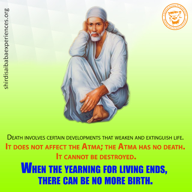 Shirdi Sai Baba Blessings - Experiences Part 2605