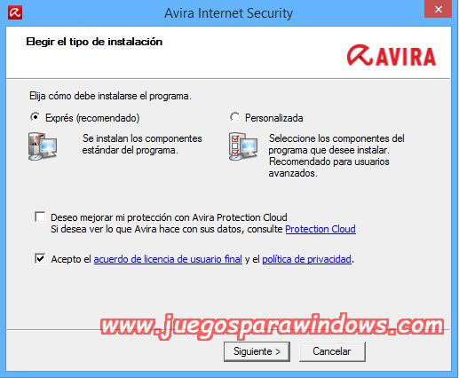 Avira Internet Security v14.0.4.642 Full PC ESPAÑOL 1