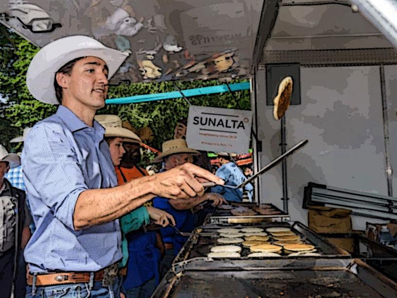 Montreal Simon Justin Trudeau The Alberta Crazies And