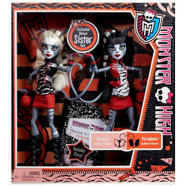 Monster High Purrsephone Campus Stroll Doll