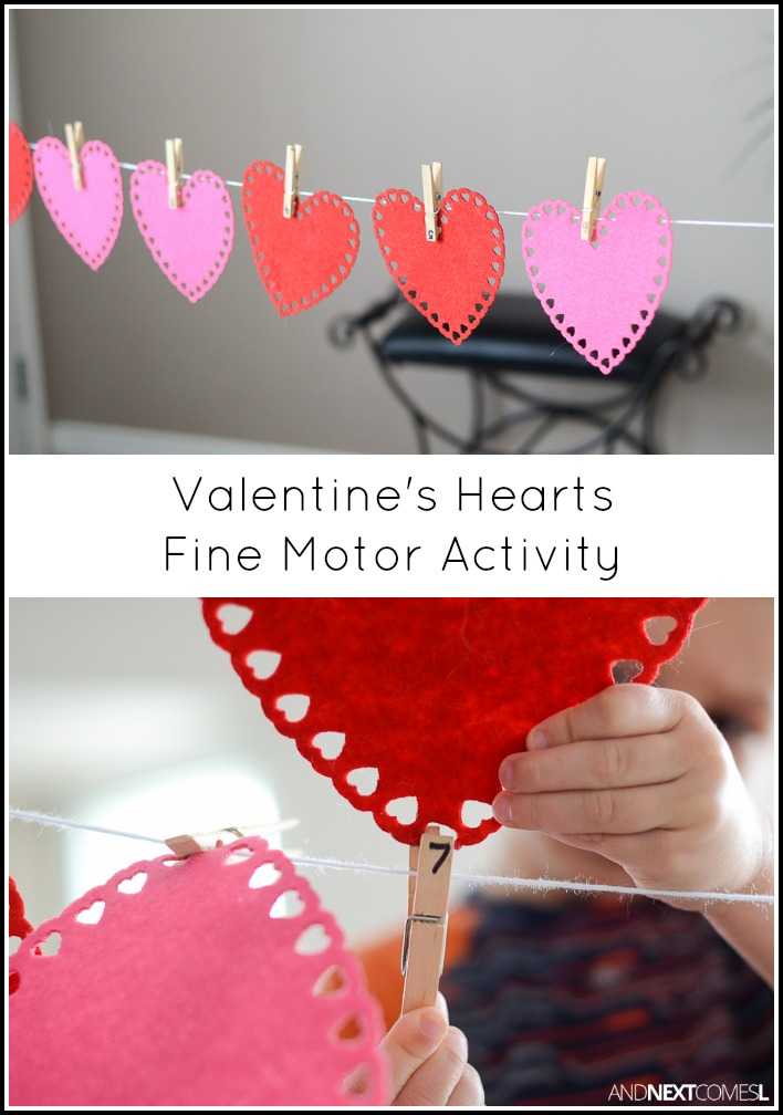 Valentines Craft For Preschoolers