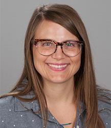 Sarah Lenhoff, Assistant Professor, WSU