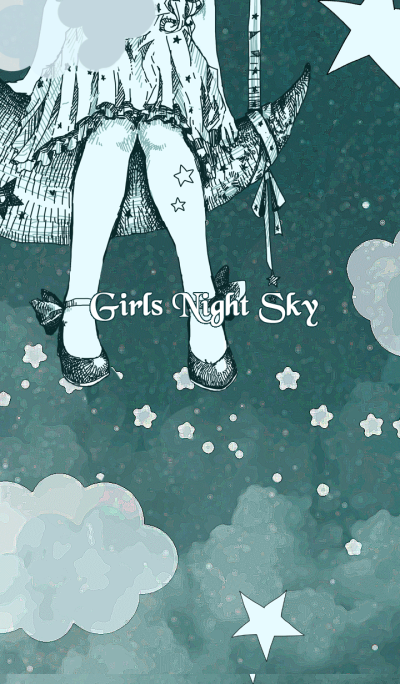 Girls Night Sky