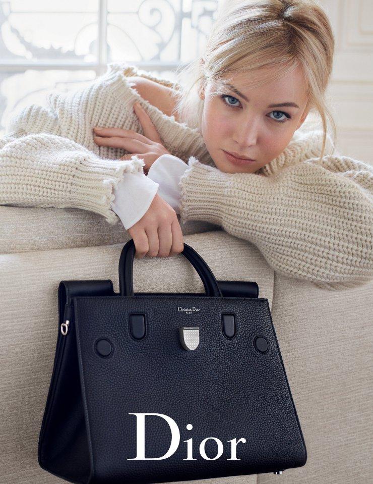 Diorama handbag