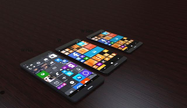 Sony Xperia W1 Concept By Kiarash Kia