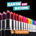 Promoção Lips Lips Lips da MAC – caixa com 200 batons