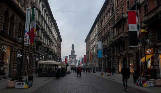 Visitando Milán