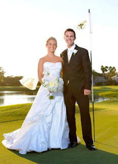 Billy Horschel Brittany Nelson Wedding Photo