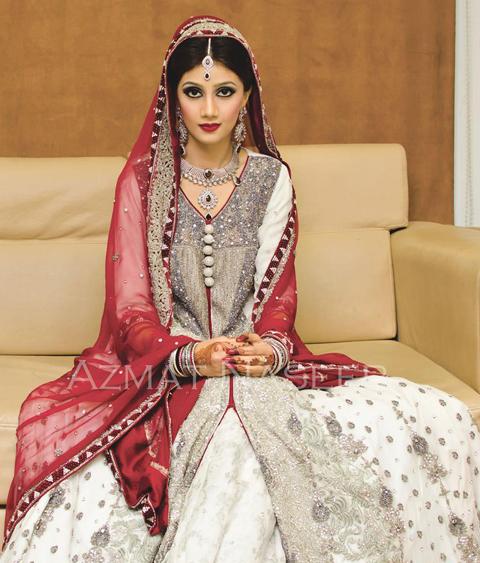 baju pengantin india muslim