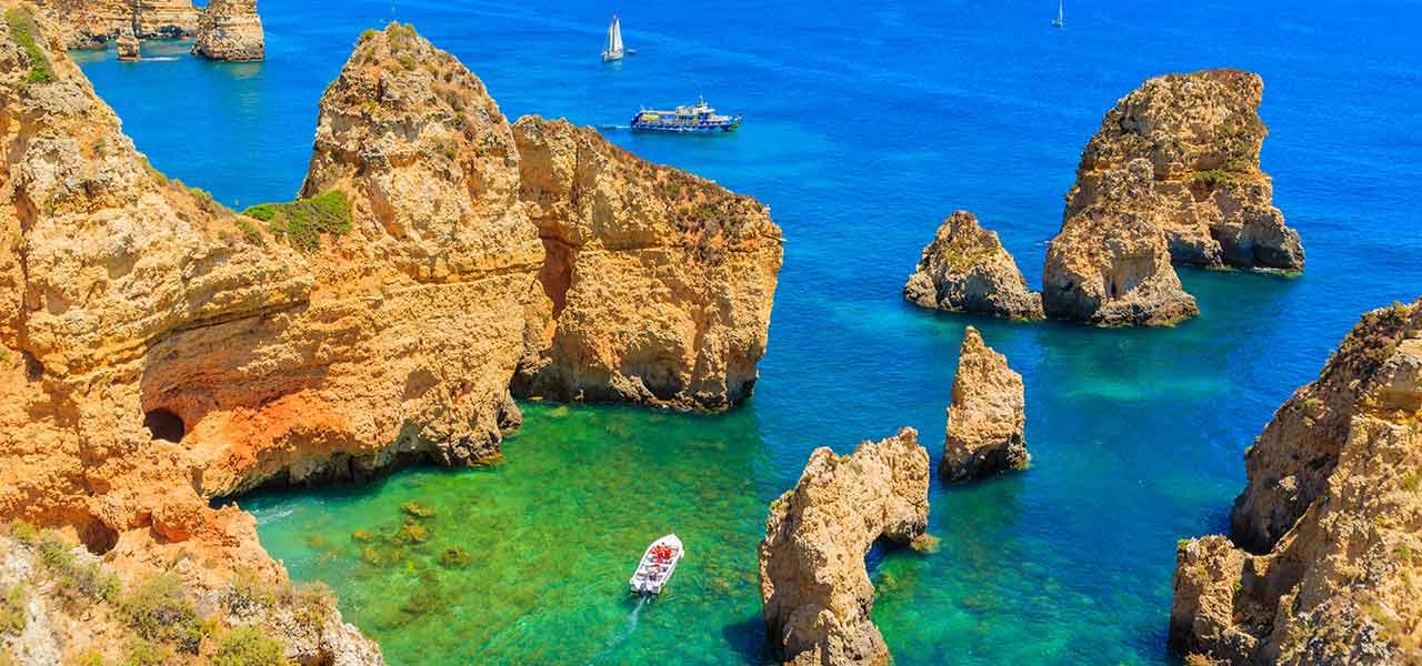 Algarve Beach Portugal