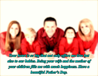 Happy Fathers Day Messages for Husband