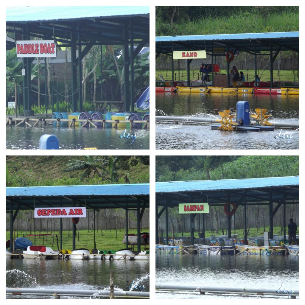 Langkah Kaki Kami Floating Market Lembang Tiket Masuk