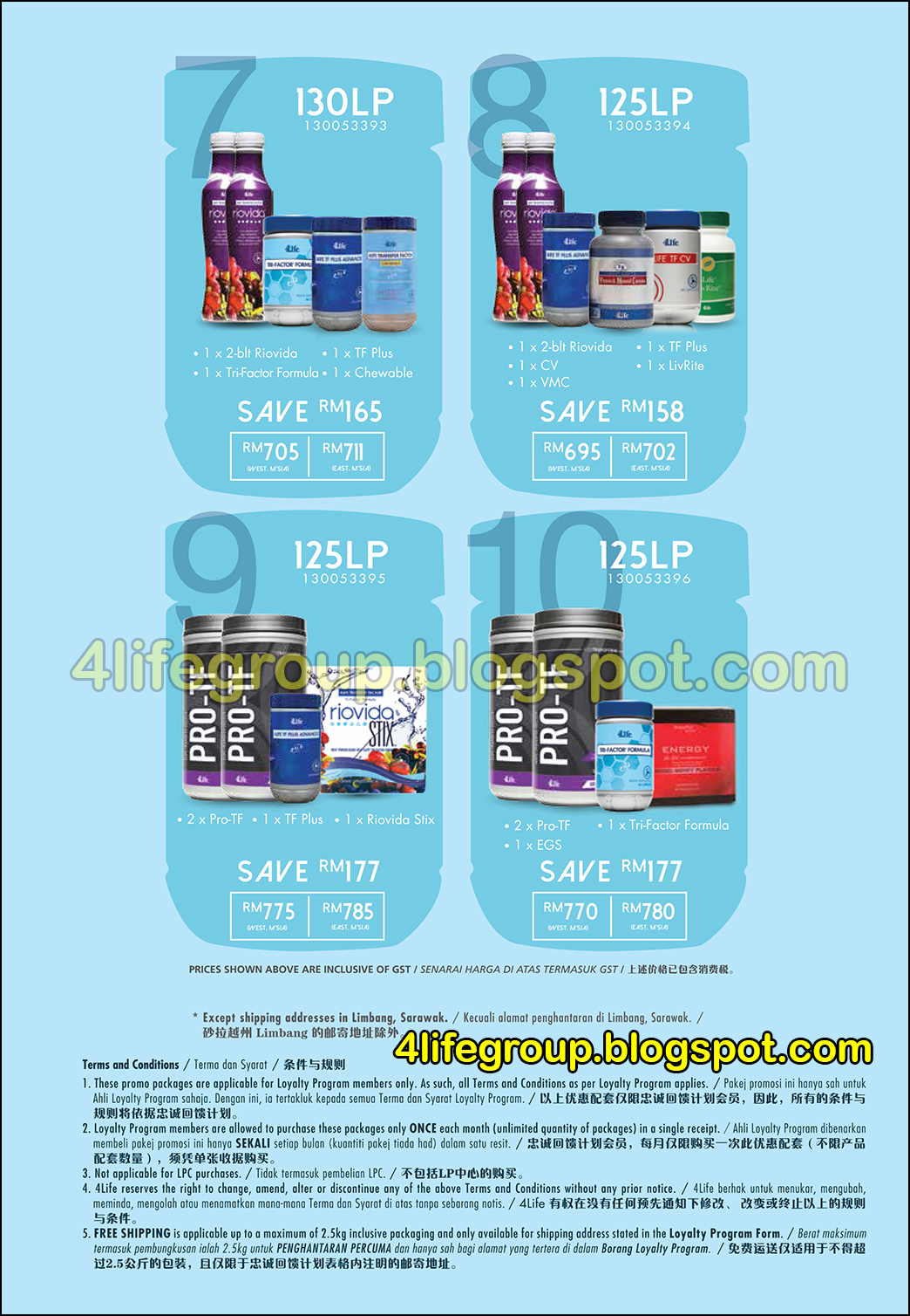 foto 4Life Loyalty Program Promo Packages (2)