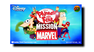 Phineas and Ferb: Mission Marvel Hindi Episodes [720p]