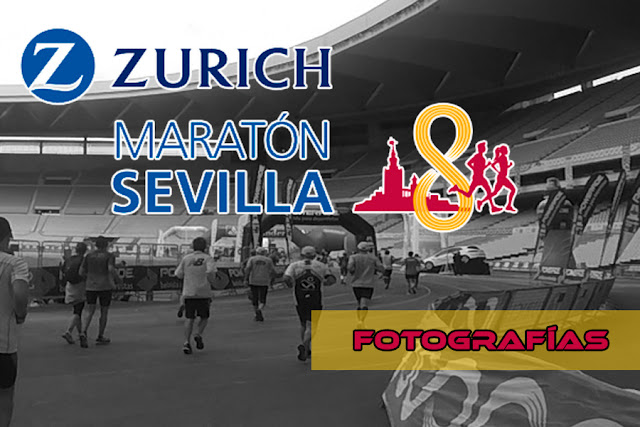 Fotografías Zurich Maratón de Sevilla 2017