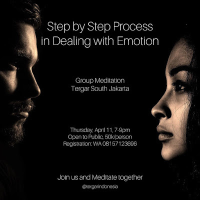 STEP by STEP PROCESS IN DEALING WITH EMOTION