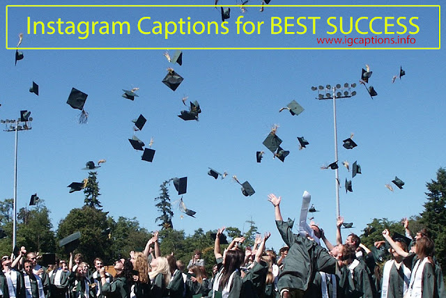 Best Instagram Captions For Success