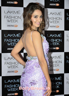 Kiara Advani Latest  HD Picture At LFW Press Meet