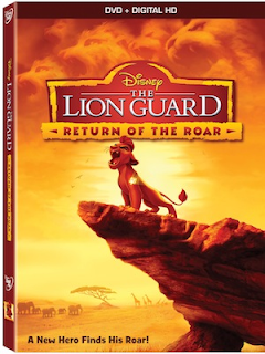 The Lion Guard: Return of the Roar on Disney DVD