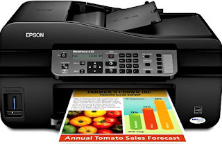 Printer Epson WorkForce 435 Driver Download
