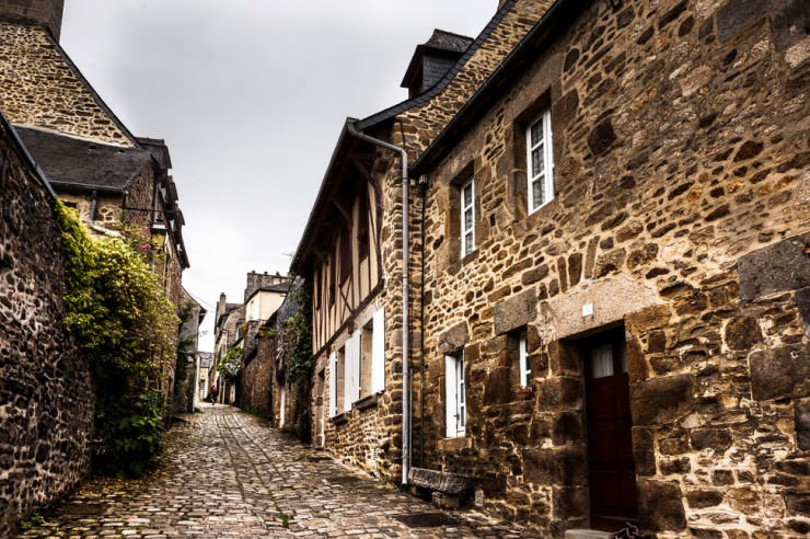 21. Dinan, Brittany, France - 29 Most Romantic Alleys to Hike
