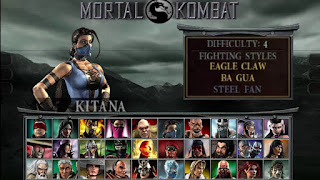 DOWNLOAD Mortal Kombat - Unchained PSP game ISO for Android - www.pollogames.com