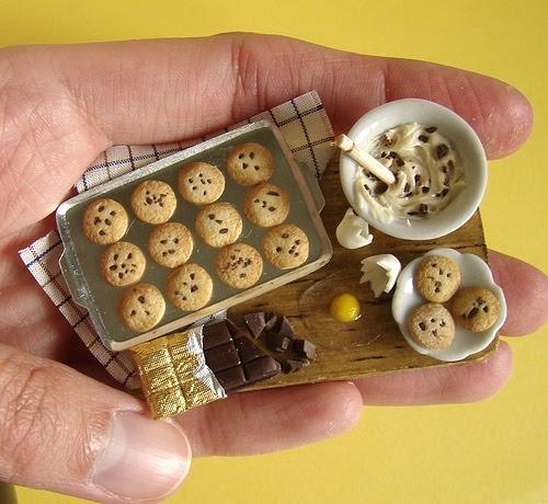 Fashion And Art Trend: Awesome Miniature Food Art