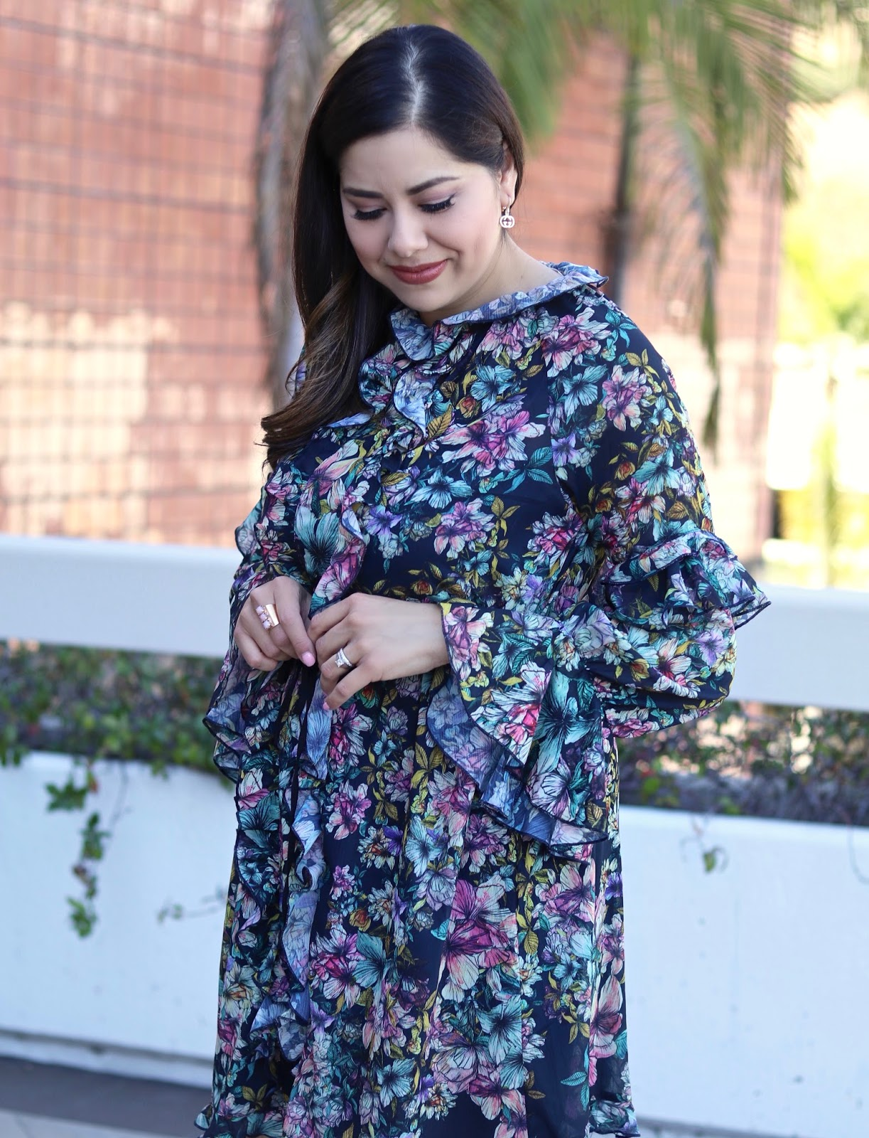 Neiman Marcus Fashion Valley, Kendra Scott bracelet, mexican blogger in san diego
