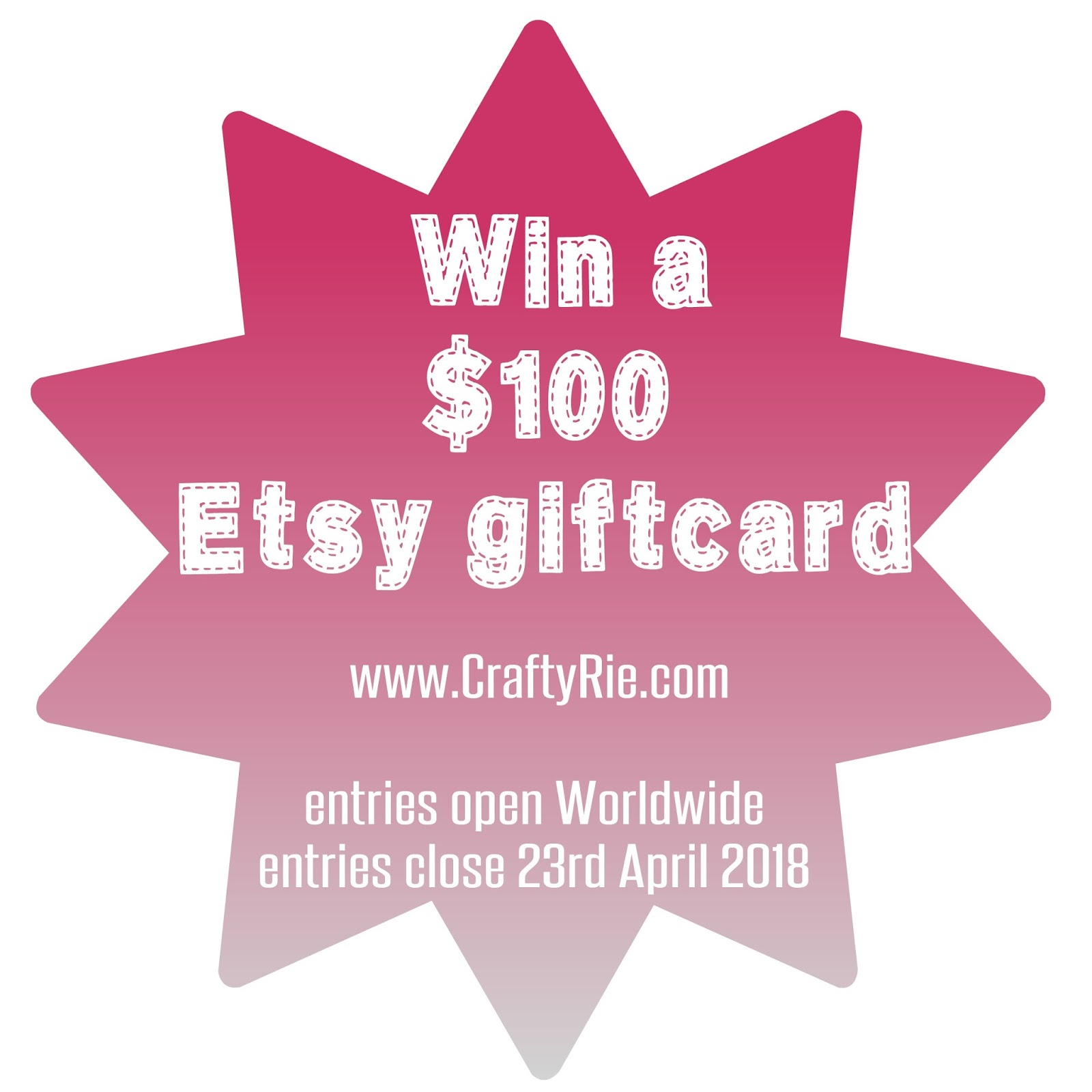 CraftyRie: Mothers Day inspo and WIN a $100 Etsy gift card!