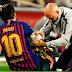 Patah Tulang Lengan, Messi Absen Di Laga El Clasico