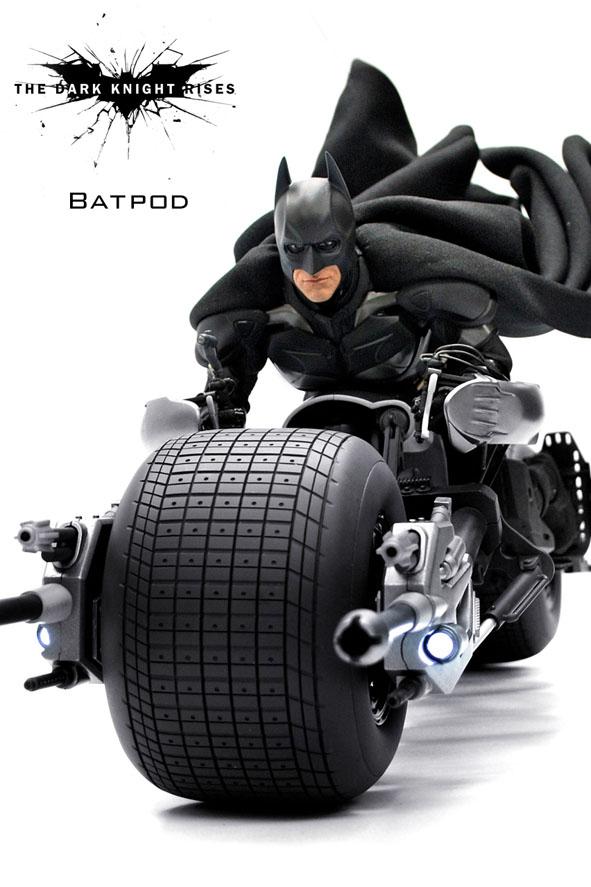 The dark knight batpod toy - photo#37