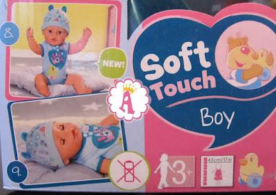Игрушечный мальчик Baby Born