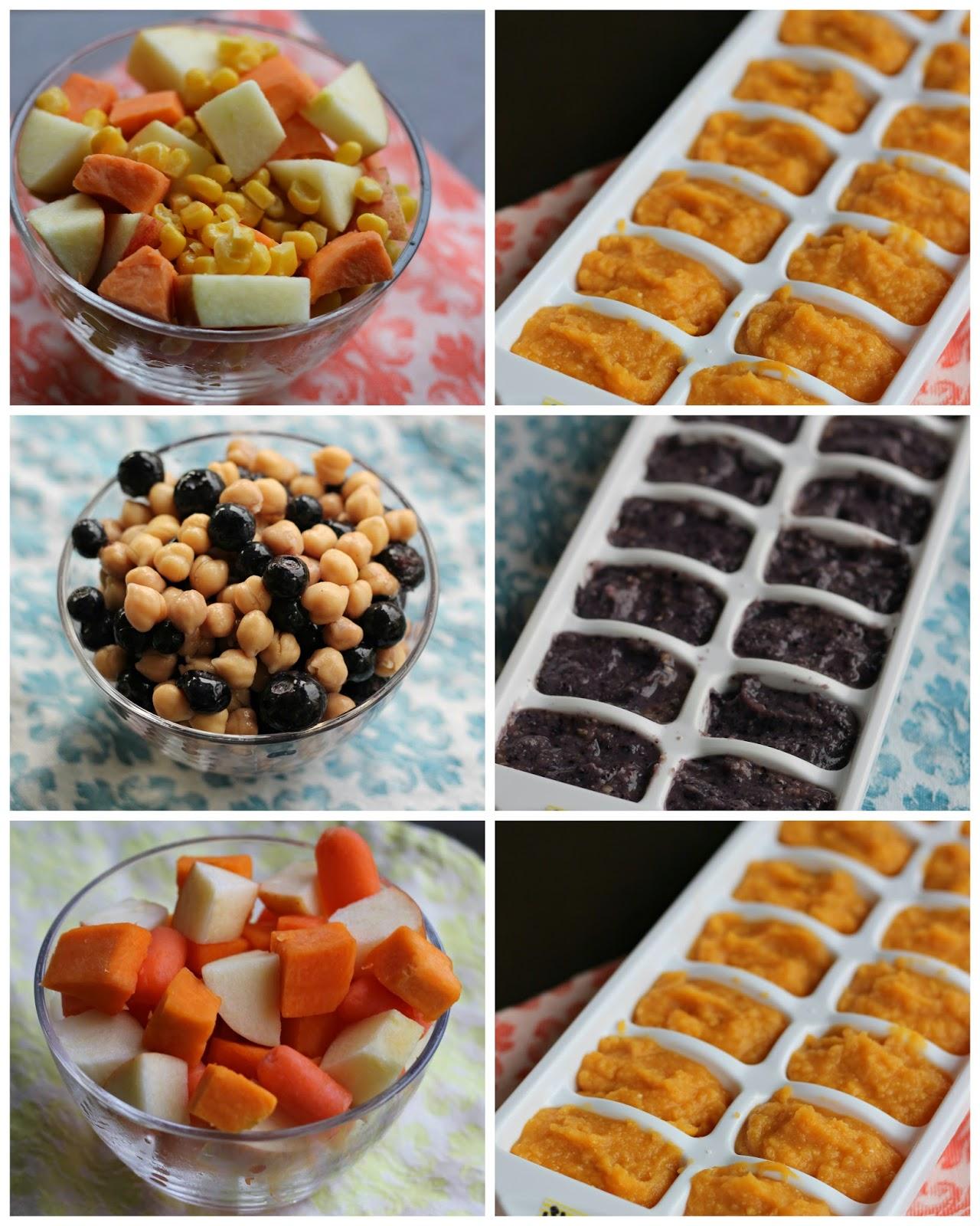 Favorite Homemade Baby Food Purees - Carolina Charm
