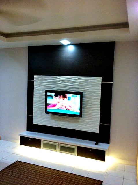 Cabinet Tv Ruang Tamu  Desainrumahidcom