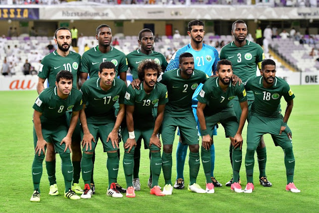 Saudi Arabia World Cup Fixtures, Squad, Group, Guide