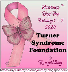 Turner Syndrome Awareness Bloghop