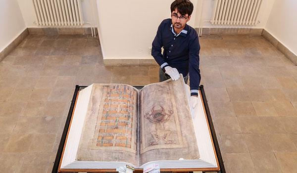 El Codex Gigas