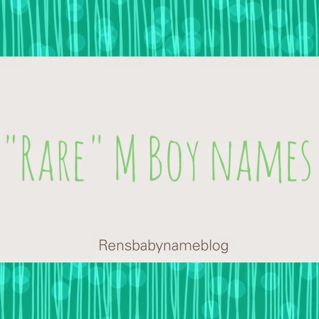 Ren s Baby Name Blog