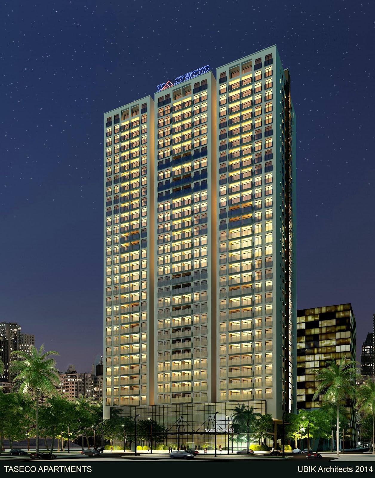 Chung cư Taseco Complex - Dự án hấp dẫn khách hàng khu vực Tây Hồ Tây