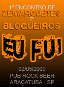 1º Encontro de Zemarquetes e Blogueiros de Araçatuba - Eu fui!!