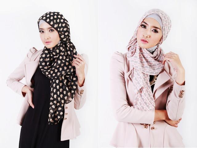 Tampil Chic dan Fashionable dengan Hijab, Bisa Banget Lho! Silakan Ikuti Tips Ini