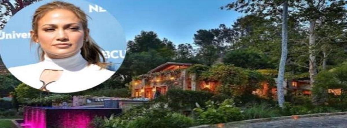 Jennifer López compra mansion $28 millones
