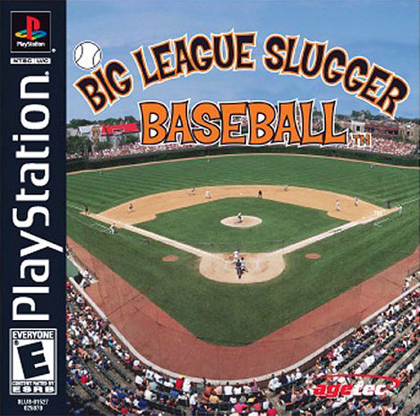 Big League Slugger Baseball - PS1 - ISOs Download