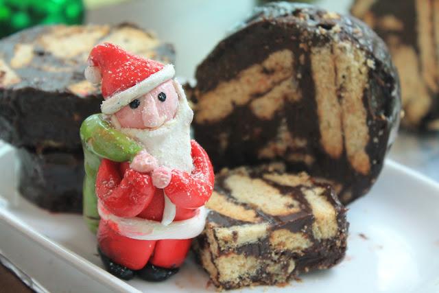 Batik Cake No Bake